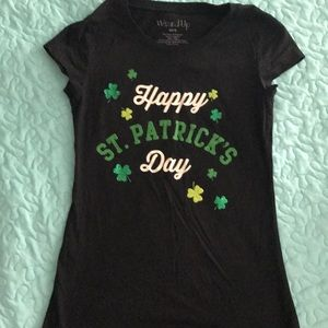 St Paddy's Day tee